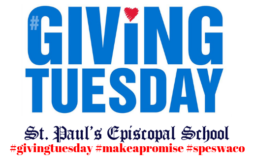 Make Your Promise to St. Paul's Today!